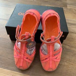 Merrell Hydro Monarch Sandals Girls Size 4M